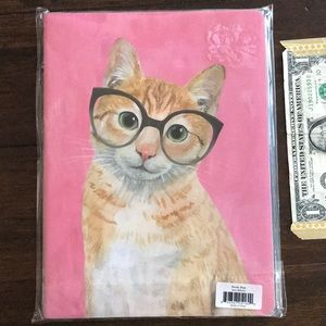 Other - NWT notebook 2-pack nerdy pets collection
